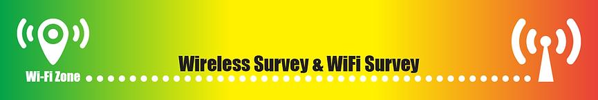Wireless Survey and WiFi Survey_treviste