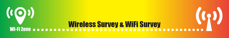 Wireless Survey and WiFi Survey_treviste