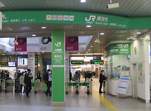 JR大船駅 南改札 2_