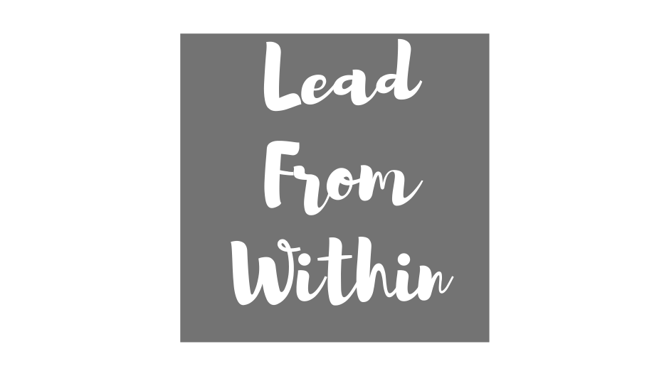 Lead from Within