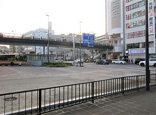 バスセンター前交差点