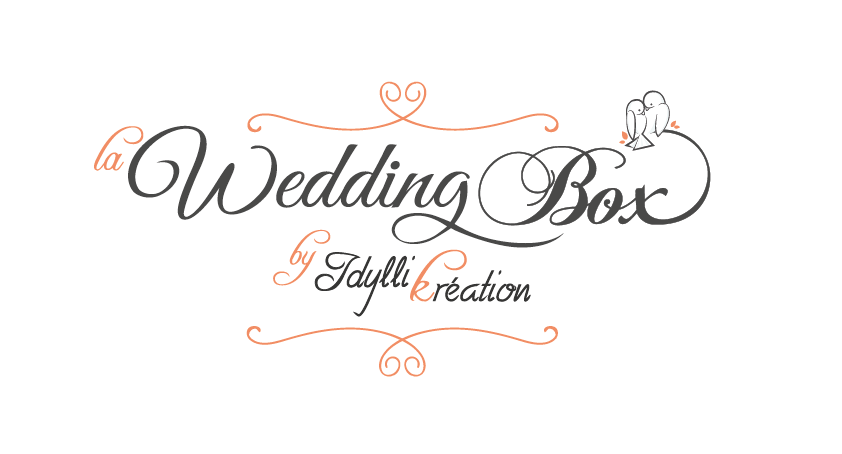 LOGO WEDDING BOX