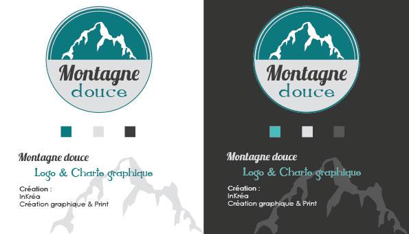 InKréa Graphiste Pau- Montagne Douce