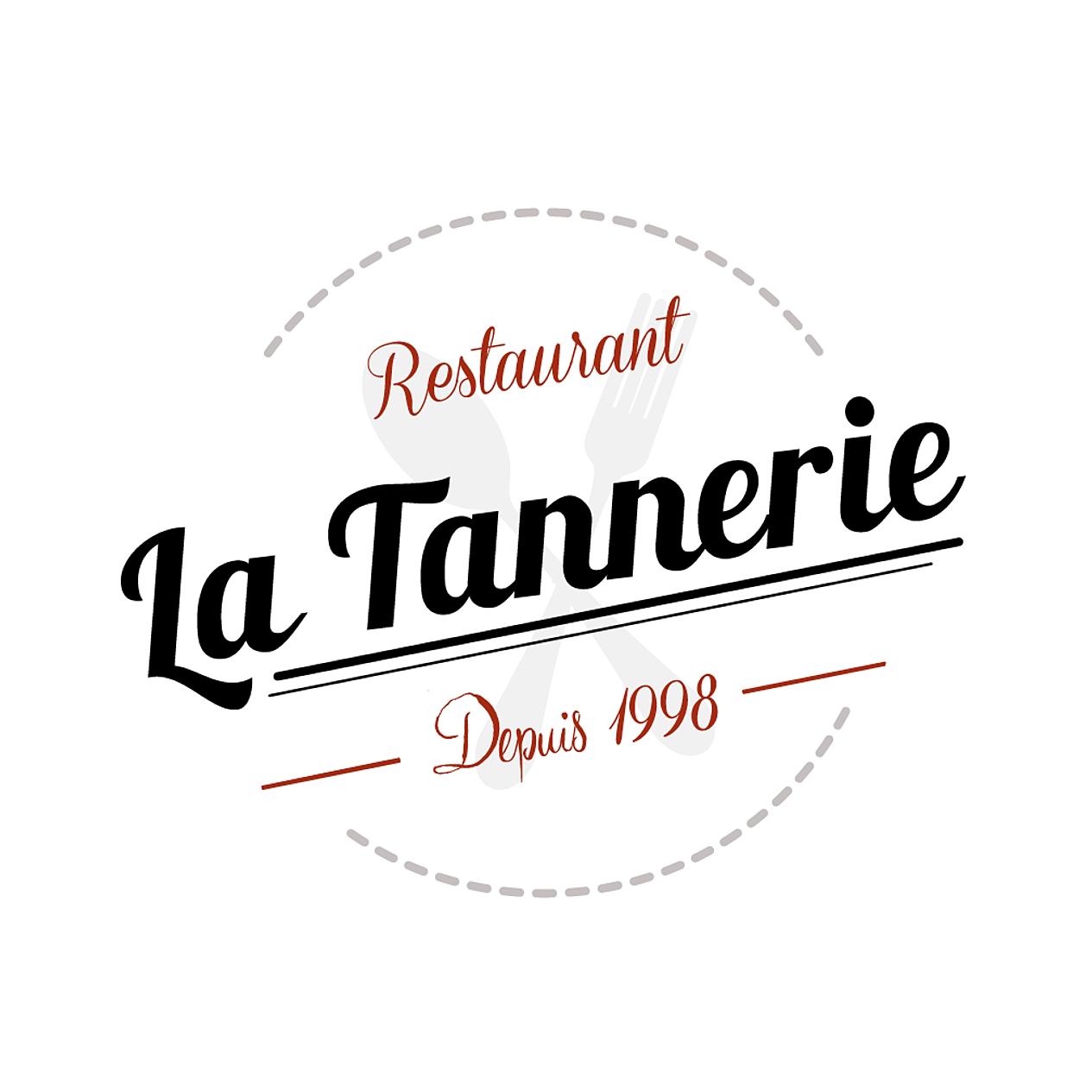 Cr ation menu de restaurant la tannerie salies de b arn - Graphiste pau ...