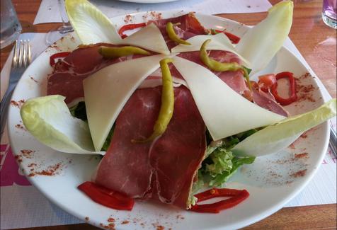 Salade Basquaise