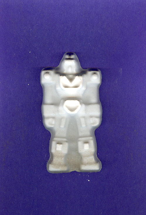 Transformer plaster of Paris painting project.