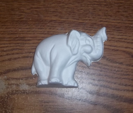 Elephant (Plaster-of-Paris) painting project.