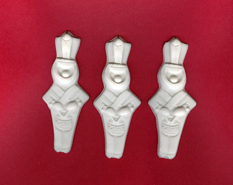 Toy soldier (Plaster-of-Paris) painting project.