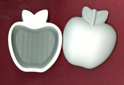 Apple box plaster of Paris painting project.
