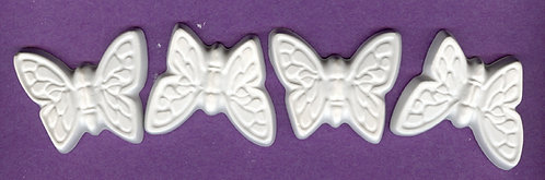 Medium Butterfly plaster of Paris painting project.