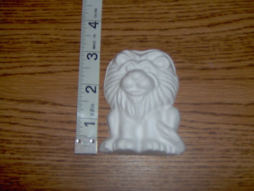 Lion (Plaster-of-Paris) painting project.