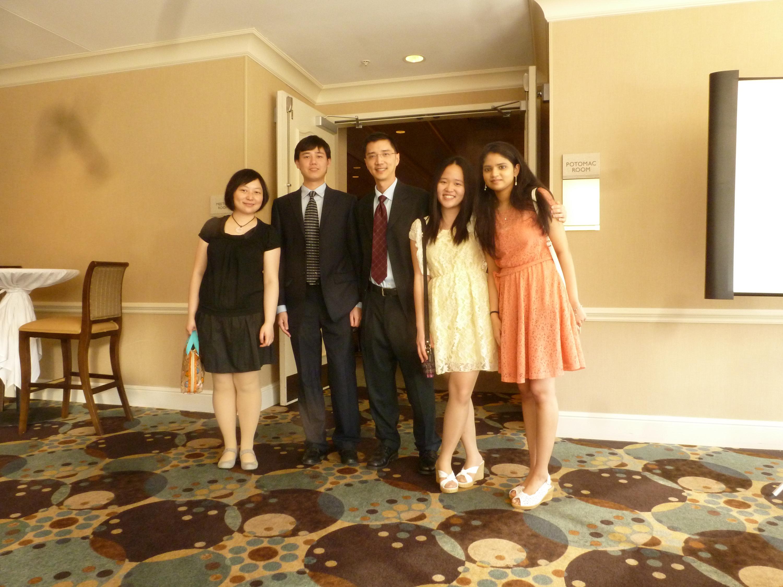 Maria's Wedding, Spring 2014