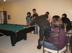 Wu/Lloyd Party, Winter 2010