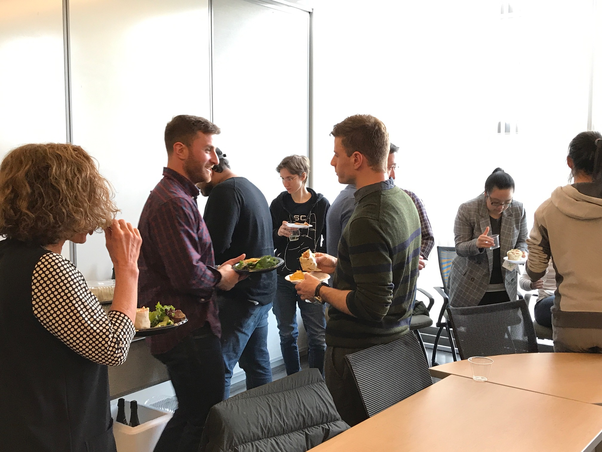 Ben Thesis Defense Party Spring 2019