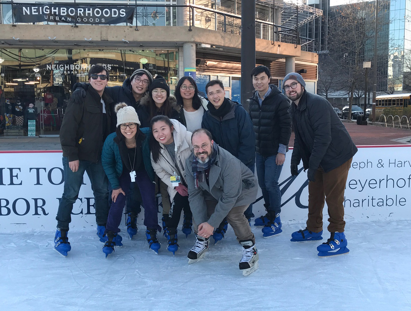 Holiday Skating, Dec 2019