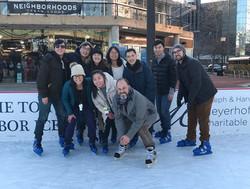 Holiday Skating, Dec 2019