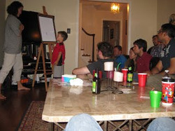 Wu/Lloyd Party, Summer 2011
