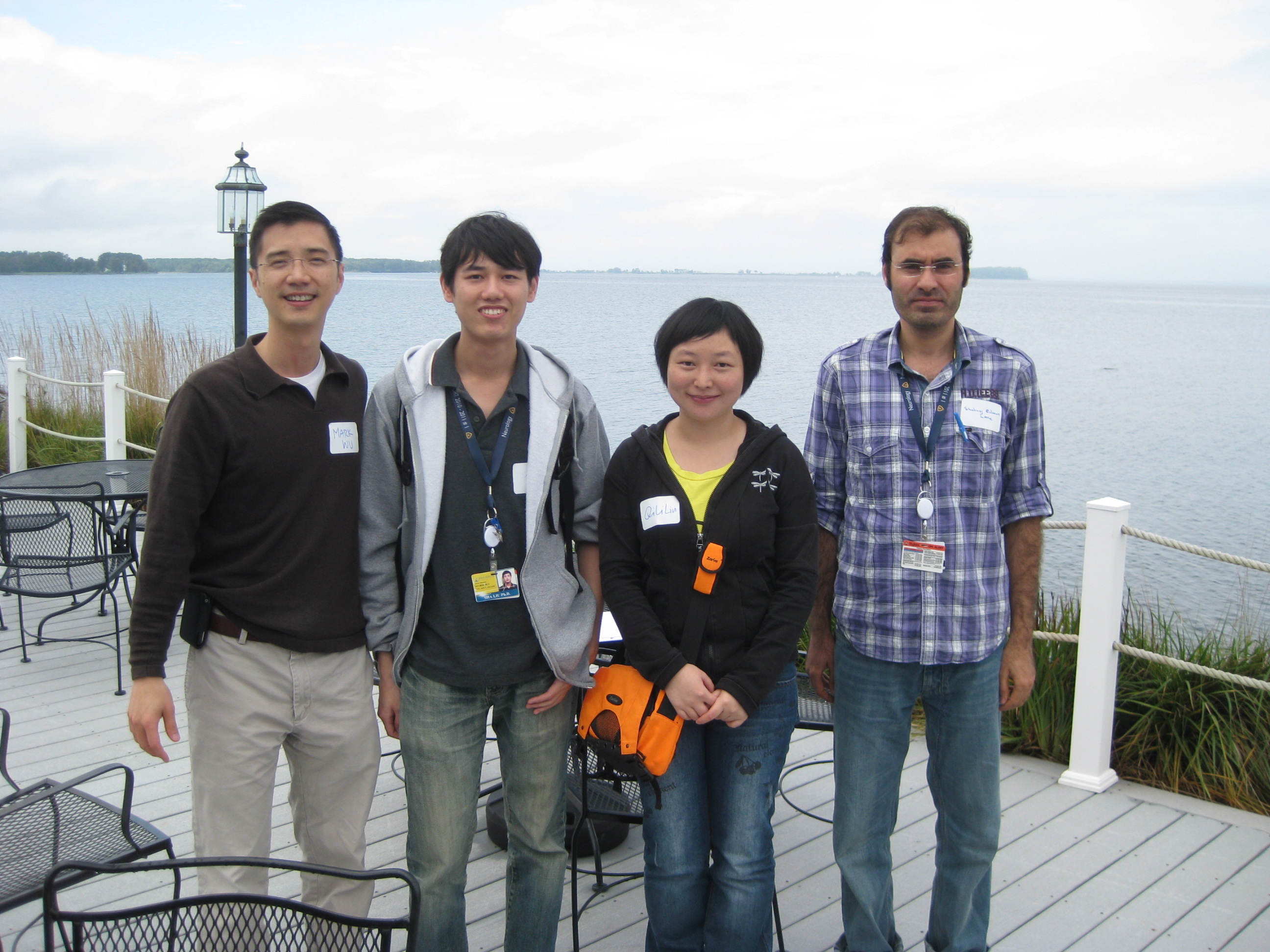 Neuroscience Retreat, Fall 2011