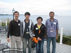 Neuroscience Retreat, Fall 2011