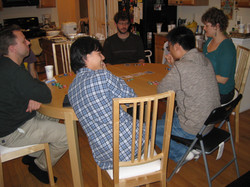 Wu/Lloyd Lab Party, Winter 2010