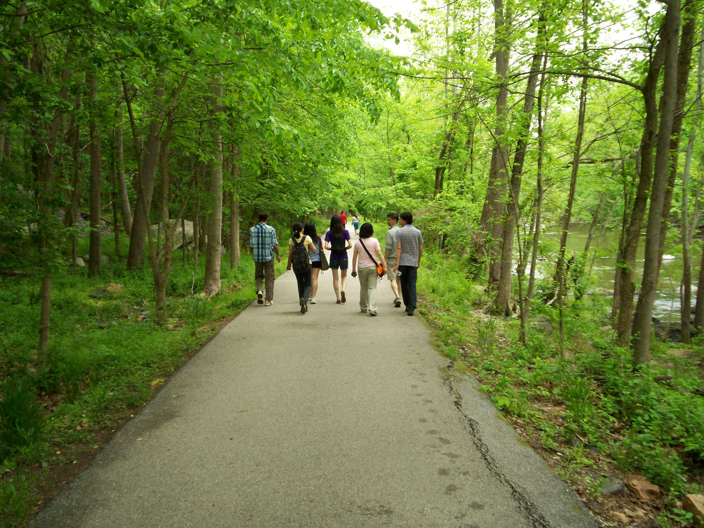 Lab Hike, Spring 2012