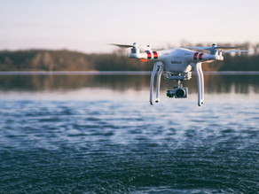 How Blockchain could benefit Unmanned Drones