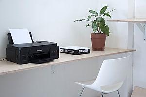 coworking tbilisi scanner printer