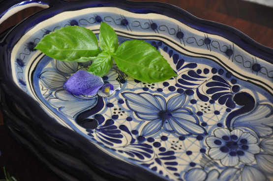 Talavera Small Serving Tray
