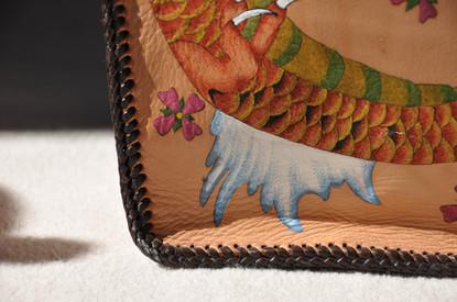 Dragon Tattooed Handbag