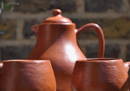 Tlapazola Coffee Set