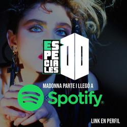 Especial Madonna (Primera Parte)