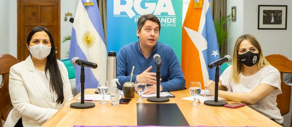 Río Grande comenzó a capacitarse en Ley Micaela