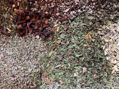Mint Basil Organic Herbal Tea