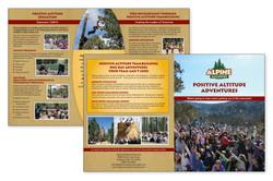 Bi-fold Brochure 8.5x11