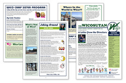 16 page Newsletter