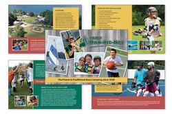 9x6 Pocket Folder Brochure 6 Panels