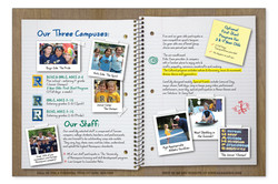 12 page Booklet Brochure 8.5x11