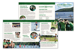 Tri-fold Brochure 5.5x8.5