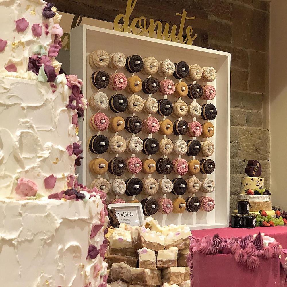 Donut Wall via Little Love Company