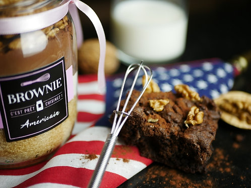 "Brownie ""AMERICAIN"""