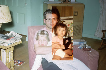 Trina Fernandez, i wish you were my family, collage, filipino american