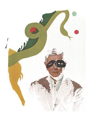 Trina Fernandez, collage, las vegas, connection, John McVay