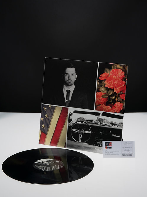 Kennedy LP - 180-gram Vinyl Record w/Download Card