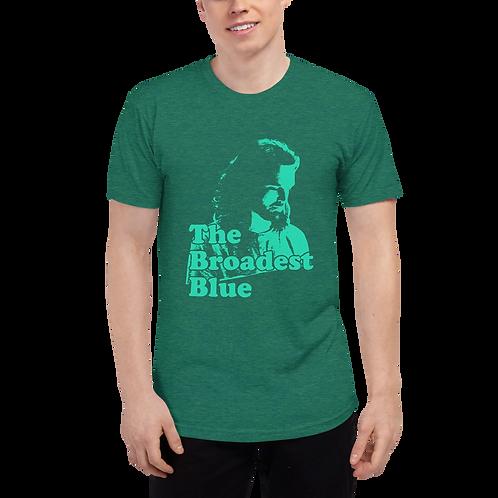 Tri-Blend Evergreen Logo T-Shirt