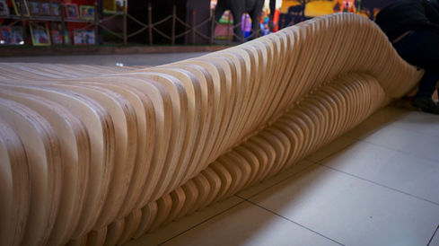 parametric bench W3.1