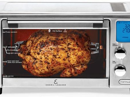 Emeril Lagasse Power Air Fryer 360 Rotisserie Oven (Detailed Honest Review)