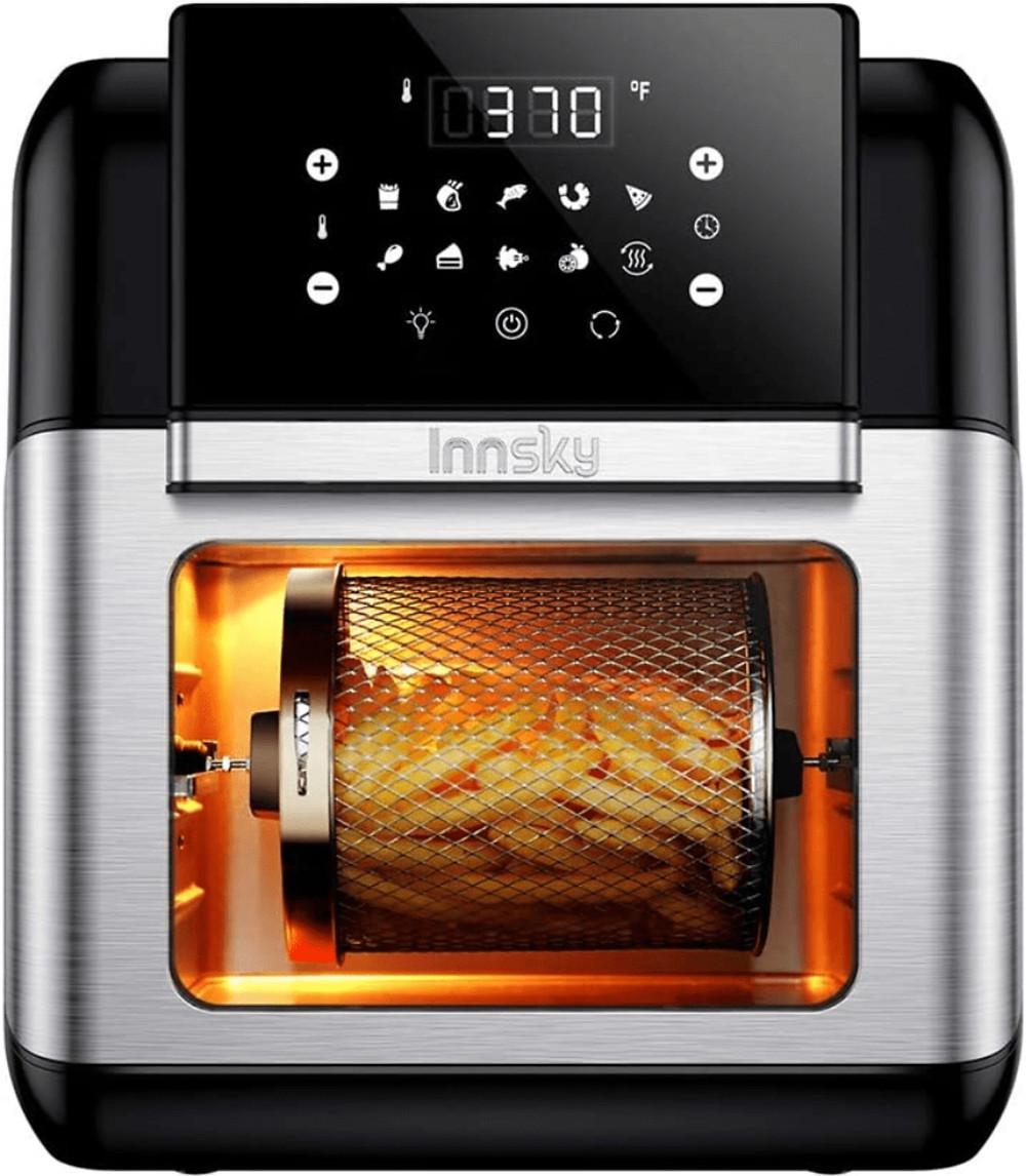 The Innsky Air Fryer 10.6 Quarts Rotisserie Oven