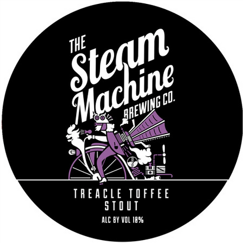 Treacle Toffee Stout