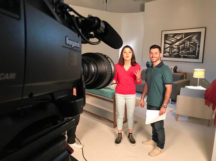 Douglas Tholedo Kiko Costato Beatriz Aguera TV Cultura Educação