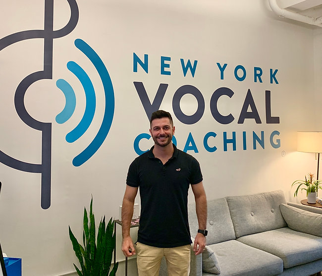 NYVC New York Vocal Coaching Douglas Tholedo